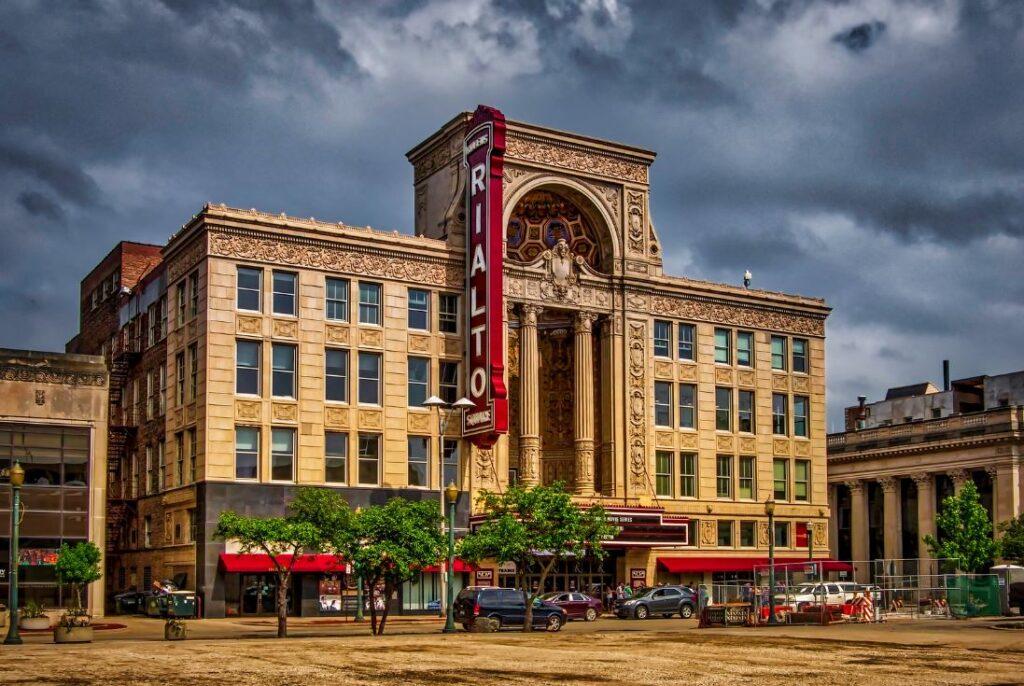 Rialto Theatre - Joliet Illinois