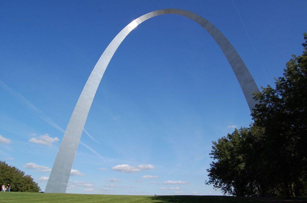 Gateway Arch - St Louis MO